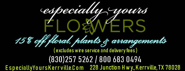 Especially Yours Flowers in Kerrville