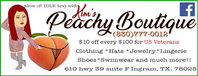 Kim's Peachy Boutique - Kerrville