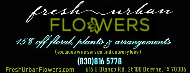 Fresh Urban Flowers in Boerne